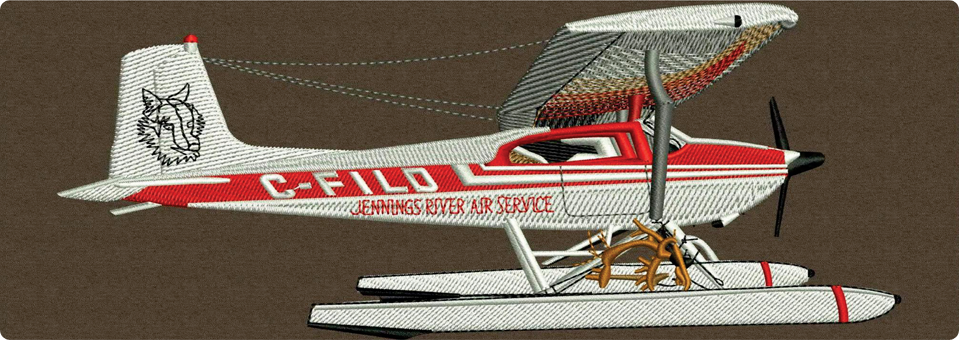 Airplane Digitizing